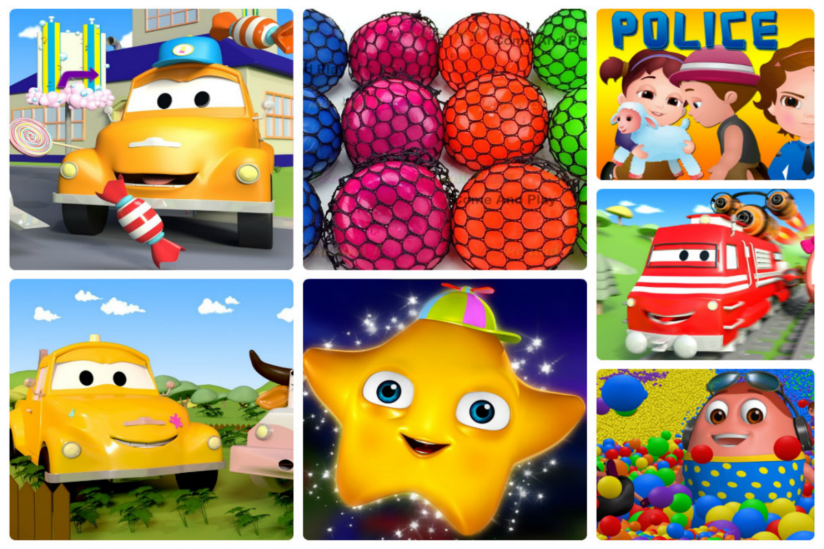 wheels on the bus car for kids android apps on google play