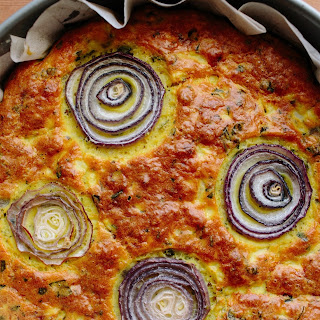 Cauliflower Cake.