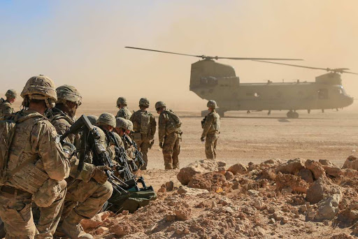 Biden says US ending Iraq combat missions by year's end
