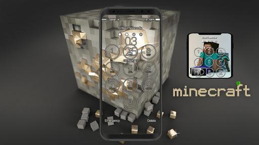 Lock Screen for Minecraft Fans 1.5 screenshots 2