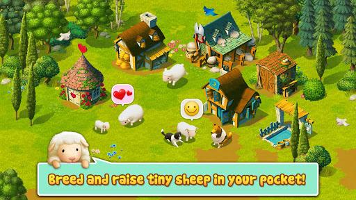 Tiny Sheep - Virtual Pet Game 2.14 Mod screenshots 1
