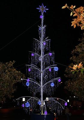 Albero di Natale-Piazza Unione Europea di Antonio De Felice