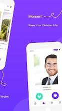 Christian Dating: Chat, Mingle & Meet Singles screenshot thumbnail