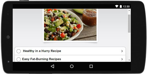 無料健康Appのヘルシーレシピ|記事Game