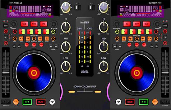 Download Mix Mixer Dj Virtual Dj Music Mixer Mp3 2018 Apk