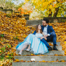 Wedding photographer Tom Zuk (weddingphotos). Photo of 17.10.2017