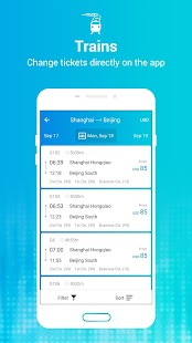 Ctrip - Hotels, Flights, Trains- screenshot thumbnail