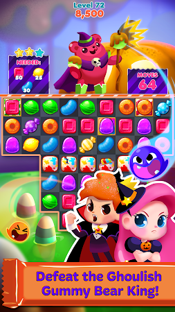 Candy Blast Mania: Halloween 1.3.8.6s49g screenshot 233222