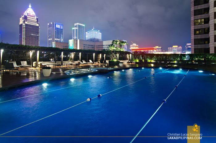Grand Hyatt Taipei Pool