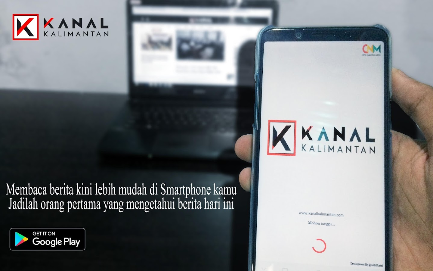 Kanal Kalimantan- screenshot