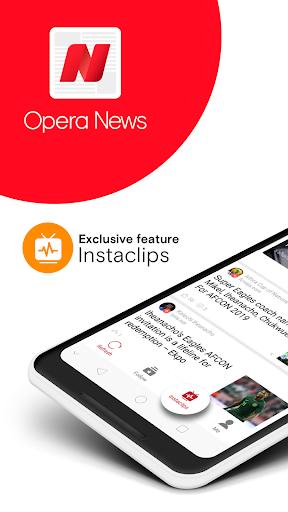 Opera News - Trending news and videos 6.6.2254.140979 screenshots 1