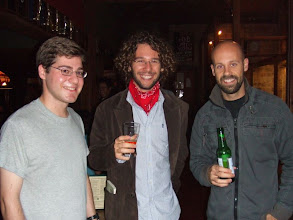 Photo: Greg, Karl, and Ethan