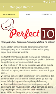Perfect 10 Cooking for PC-Windows 7,8,10 and Mac apk screenshot 2