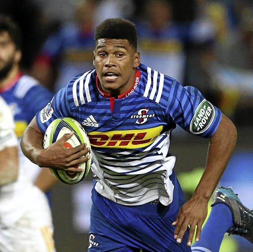 The future looks bright:  Damian Willemse is one of a new generation of Stormers. of the Stormers during the Super Rugby Quarter final between DHL Stormers and Chiefs at DHL Newlands on July 22, 2017 in Cape Town, South Africa. (Photo by Carl Fourie/Gallo Images) Carl Fourie/Gallo Images