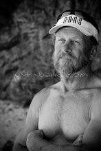 Photo: Portrait of river guide. Grand Canyon National Park, AZ.