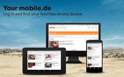 mobile.de – vehicle market Screenshot 24