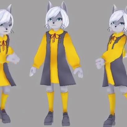 3DCGデザイナー体験  〜キャラクターを作ってみよう~