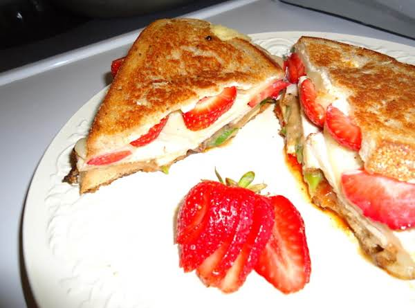 Fancy Nancy's Sweet And Savory Sammie Recipe
