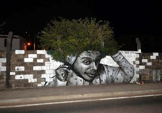 Photo: Street Art by Nuxuno Xän - In Fort De France, Martinique