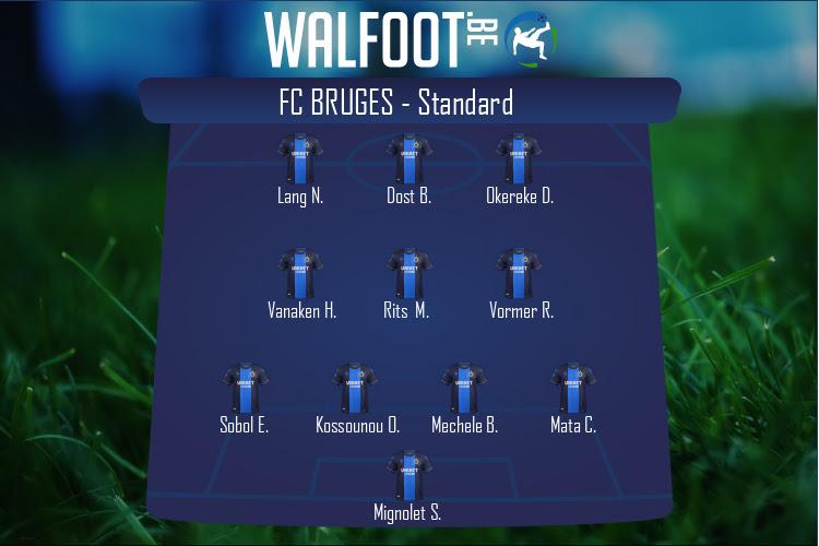 FC Bruges (FC Bruges - Standard)