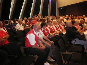 Photo: Auch wir genossen die schönen Vorträge nach unserm Auftritt