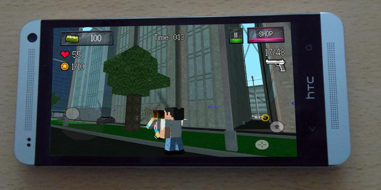 Cops N Robbers- screenshot