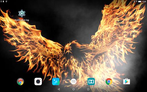 Fire Live Wallpaper 1.0.6 screenshots 6