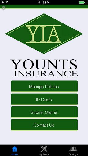 Younts Insurance|玩商業App免費|玩APPs