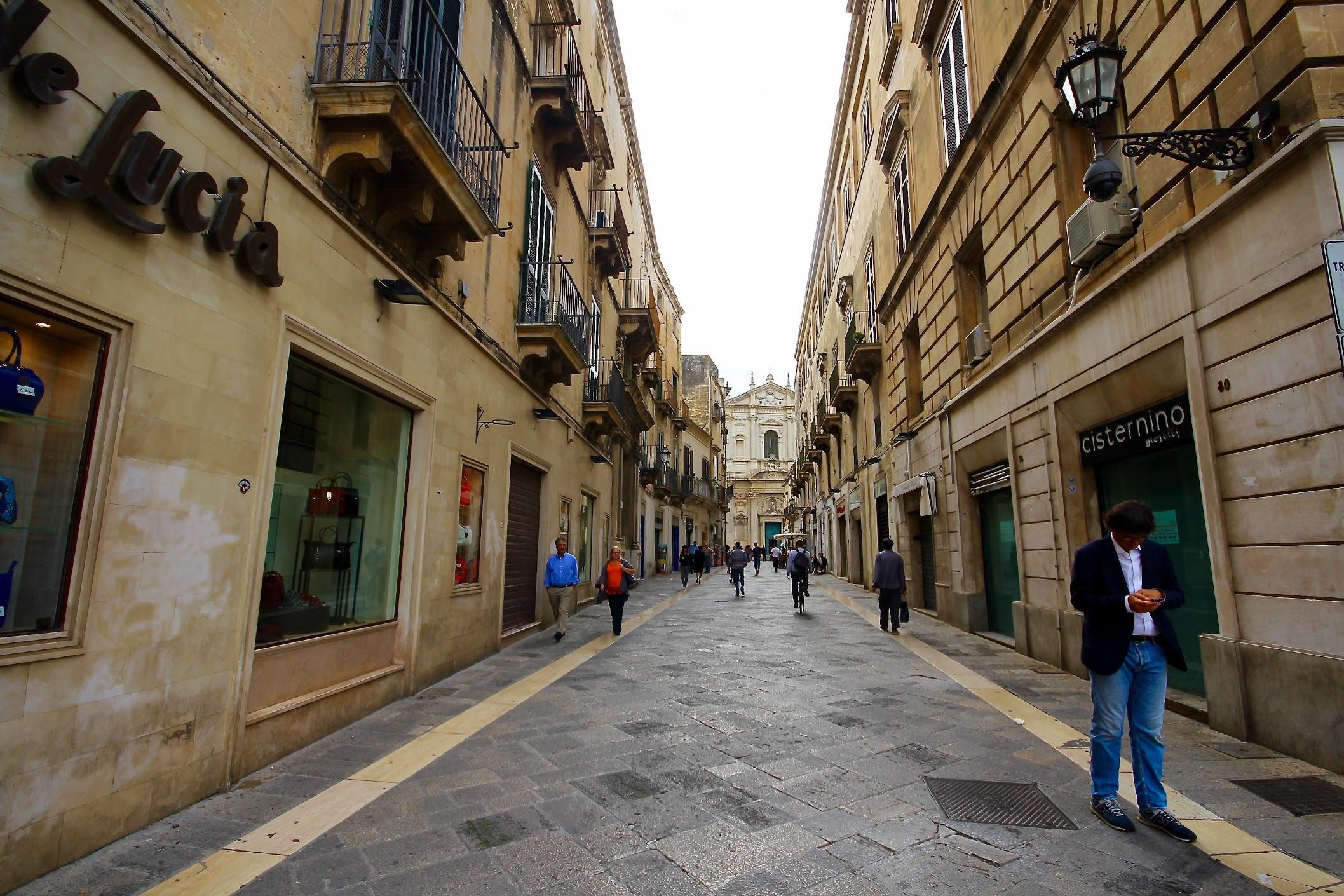 """""""Lecce,"""