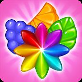 Gummy Gush Match-3 Puzzle