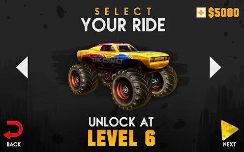 Mad Monster: Offroad 4x4 Stunt Driving Legend - náhled