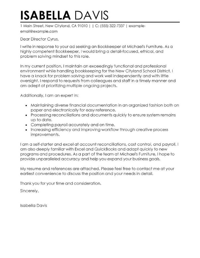 Cover Letter Templates 2018 - Android Apps on Google Play