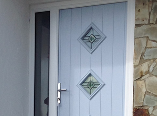 Bespoke Composit Door Designs