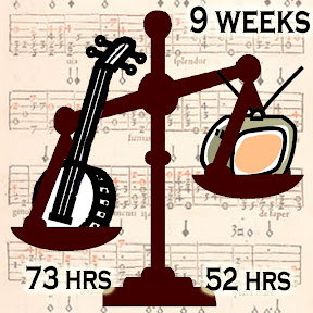 Banjo 73 hrs, TV 52 hours