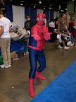 Spider-Man front