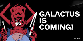 GALACTUS IS COMING!
