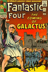The Coming of GALACTUS!
