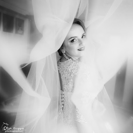 Wedding photographer Olga Grippa (OlgaGrippa). Photo of 23.01.2018