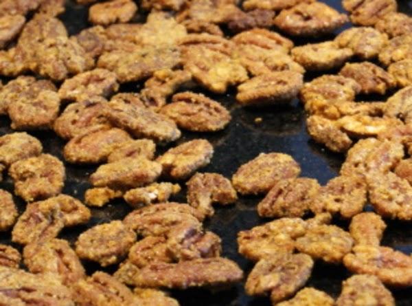 Curried Pecans Recipe