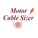 Electrical Cable Size calculator: Motor Calculator icon