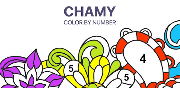 Chamy - Malen nach Zahlen
