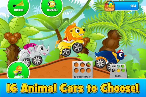 Animal Cars Kids Racing Game 1.5.0 de.gamequotes.net 2