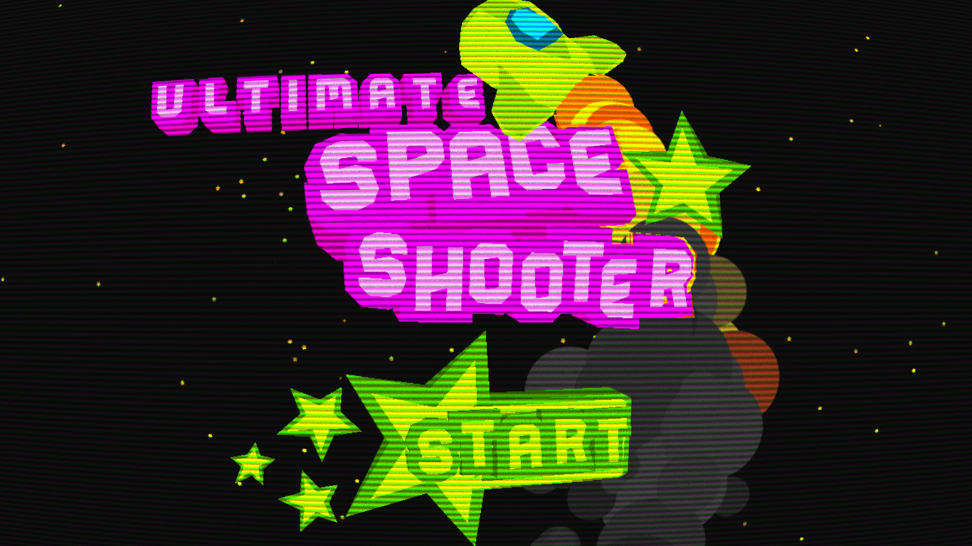 Ultimate Space Shooter- screenshot