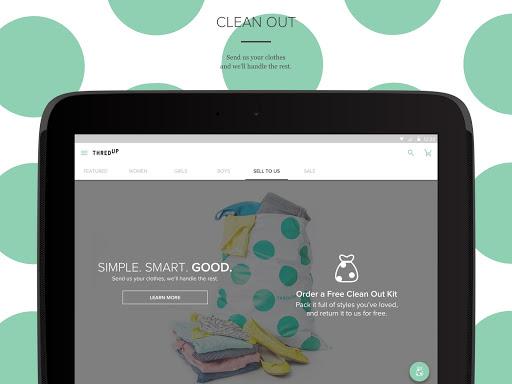 thredUP - Shop + Sell Clothing screenshot 8