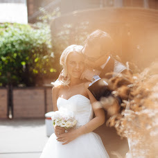 Wedding photographer Leonid Svetlov (svetlov). Photo of 17.07.2017