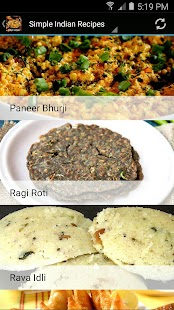 Best Authentic Indian Recipes screenshot