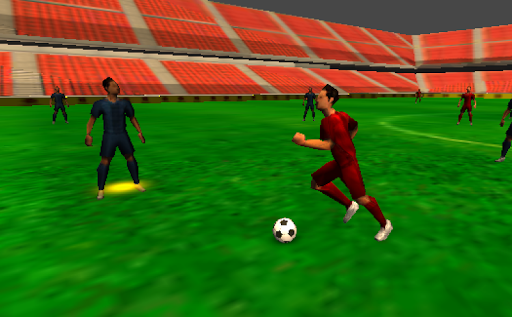 Football Pro 2015 Quick Match