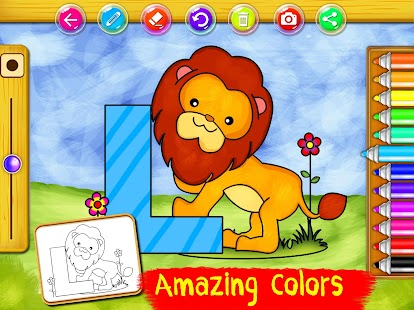 Color My Alphabets
