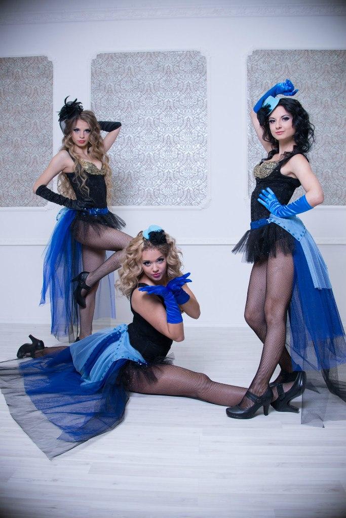 Шоу-балет «White Angels» в Самаре