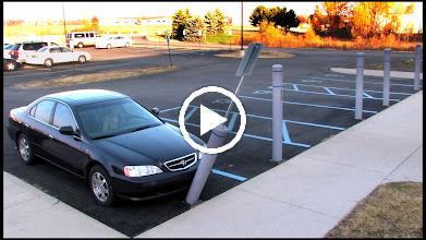 "Video: VIDEO of 52"" FlexBollard w/ 8' Post (Part # 133AM)"